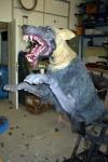 Animatronik Hamburg Dungeon, als Mitarbeiter f.Das Atelier Niesler, (2005)